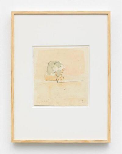 Maria Lai, 'Laundress/washerwoman', 1965