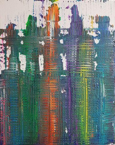 Angelica Bennett, 'Neon Lights', 2018