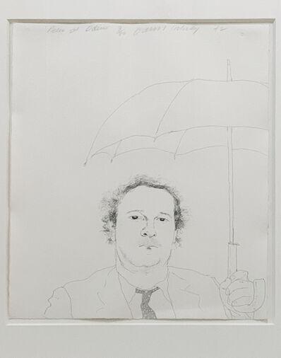 David Hockney, 'The Restaurateur', 1972