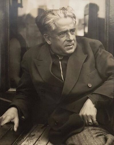 Man Ray, 'Portrait of Francis Picabia', ca. 1930