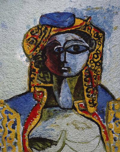 Vik Muniz, 'Jacqueline, After Picasso', 2006
