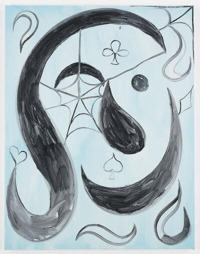 Brian Kokoska, 'Sky Puzzle (Braindead Brianna)', 2015