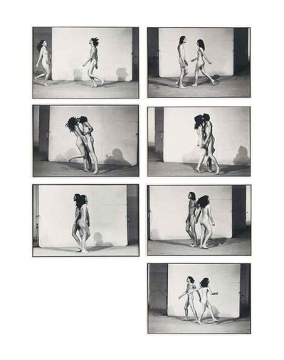 Marina Abramović, 'Relation in space', 1977