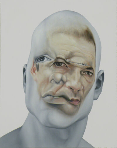 Christophe Avella-Bagur, 'Face FS152 The Artist H.Ic', 2013