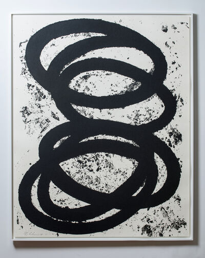 Richard Serra, 'Finally Finished', 2017
