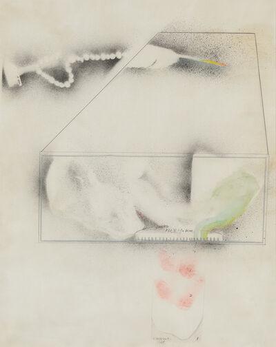 Shusaku Arakawa, 'Untitled'