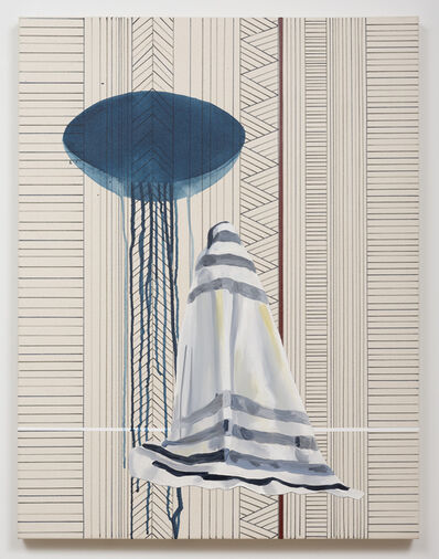 Peter Gynd, 'Blanketed  18-001', 2018
