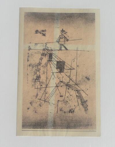 Paul Klee, 'Seiltänzer [Tightrope Walker]'