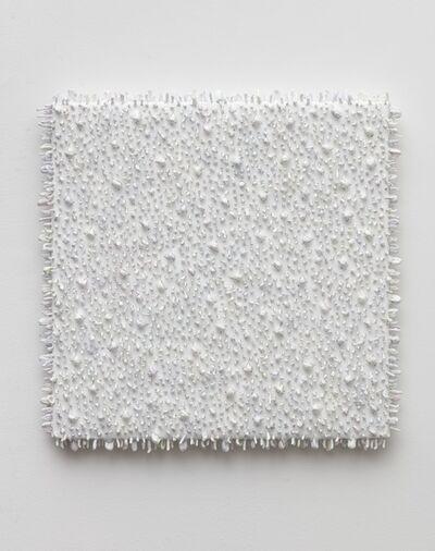 Lars Christensen, 'Square object #03 (white/pale)', 2017