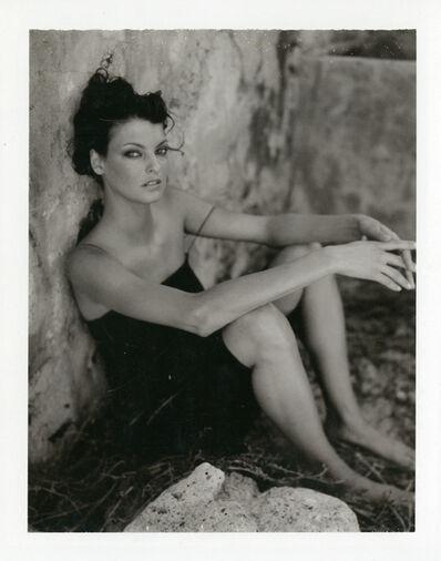 Sante D'Orazio, 'Linda Evangelista St Barths Italian Vogue ', 1997