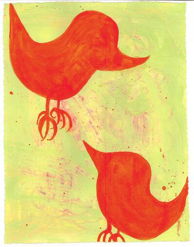 Helen Oji, 'Les Oiseaux', 2010