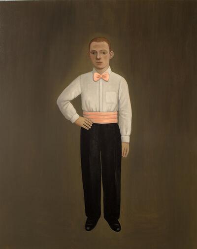 John Kirby, 'Boy', 2013