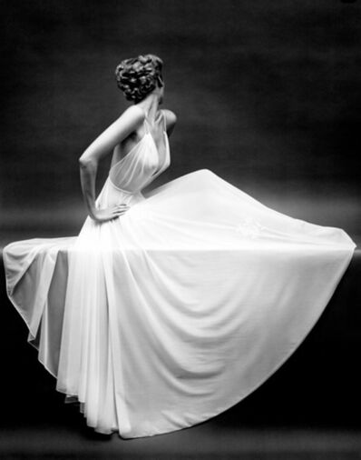 Mark Shaw, 'Vanity Fair Sheer Gown Icon, New York', ca. 1950