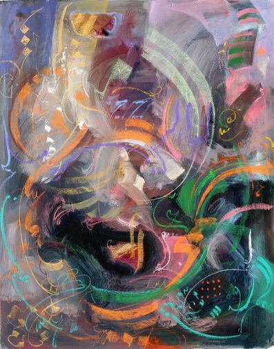 Mahmood Sabzi, 'Untitled Abstract No. 4', 2017