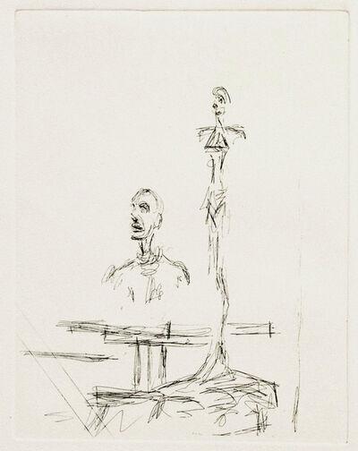 Alberto Giacometti, 'The Search', ca. 1968