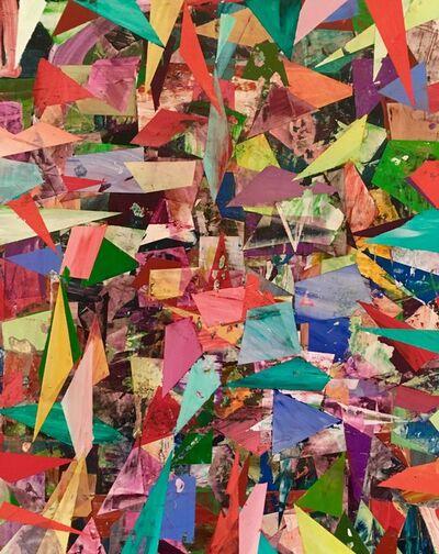Vincent Pomilio, 'Snappy Shards', 2018