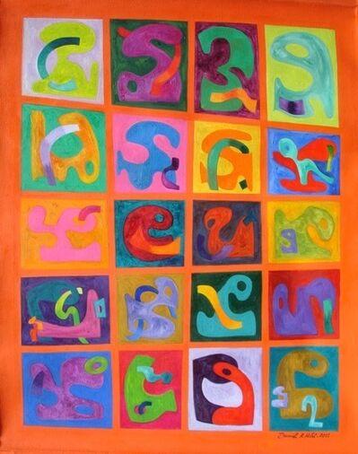 Daruich Hilal, 'Meus Pensamentos', 2011
