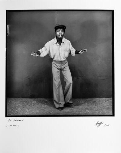 Ambroise Ngaimoko, 'Le danseur', 1974