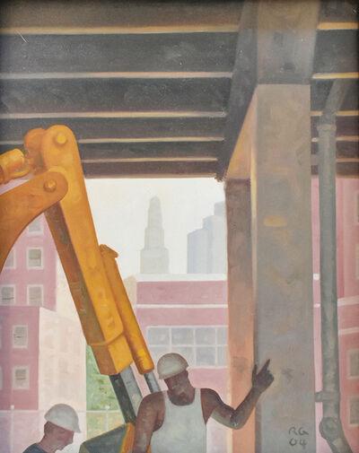 Robert Goldstrom, 'Road Work', 2004