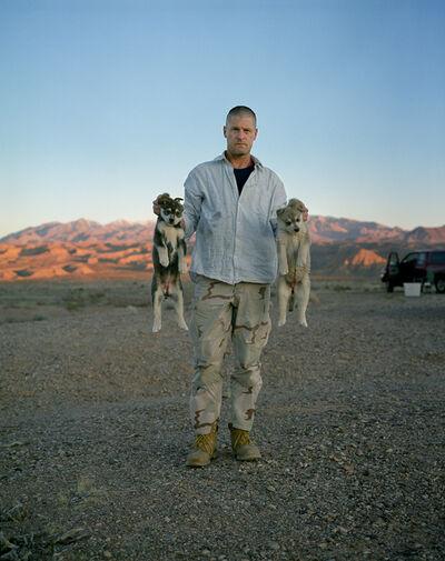 Adrian Chesser, 'Wolf Pups', 2006-2012