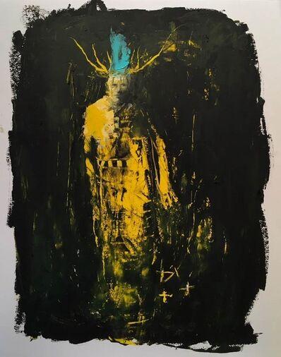 Rocky Hawkins, 'Totemic Figure no. 22', 2018