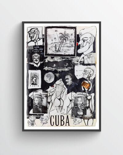 Dan Eldon, 'Cuba', 2017