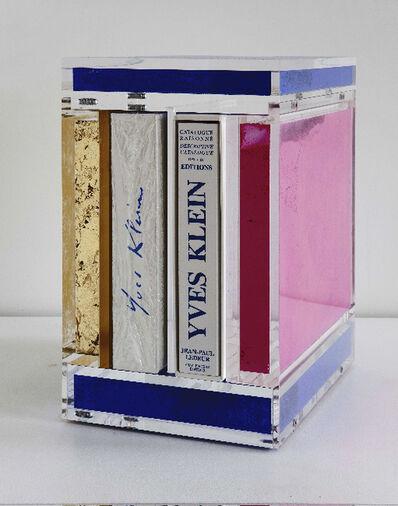 Yves Klein, 'Catalogue Raisonne', 2000