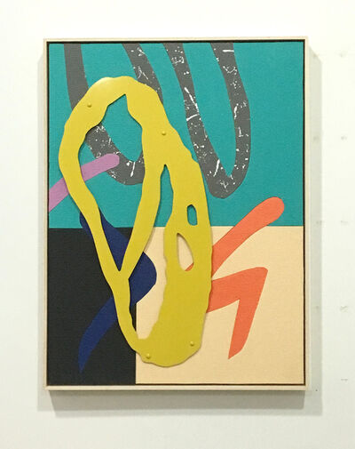 Alex Ebstein, 'Tone and Fit', 2017