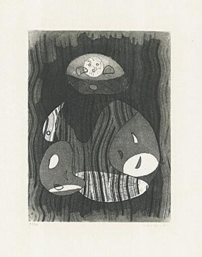 "Max Ernst, 'untitled - ""Maternité""', 1950"