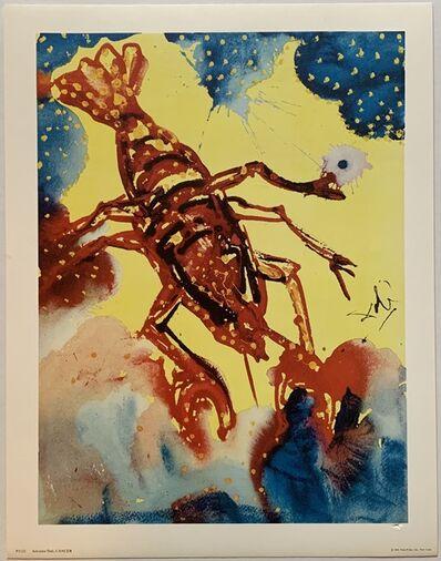 Salvador Dalí, 'Cancer', 1969