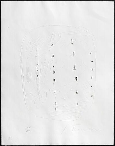 Lucio Fontana, 'Concetto Spaziale', 1964