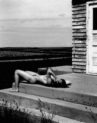 Kurt Markus, 'Pantxika, Hi-Line, Montana', 1995