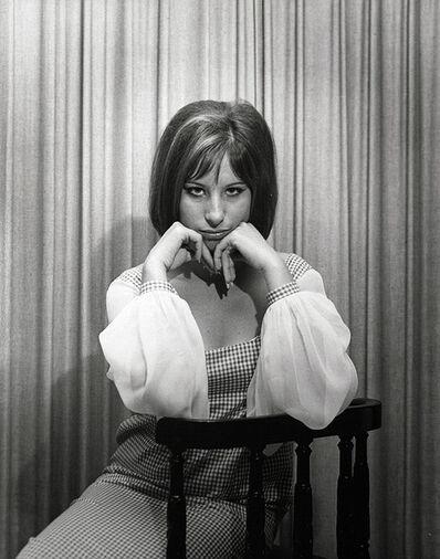 Murray Garrett, 'Barbra Streisand comest west to do a Bob Hope TV Special', ca. 1963