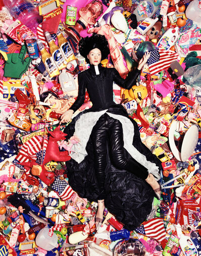 David LaChapelle, 'Couture Consumption', 1999