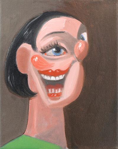 George Condo, 'Smiling Portrait', 2005
