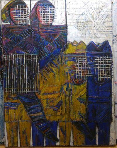 Moshe Tamir, 'Cavaliers', 1993