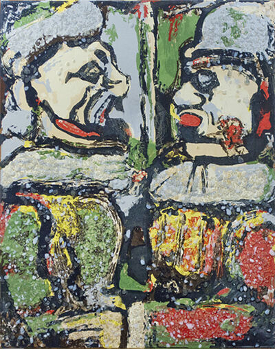 Georges Rouault, 'Two Clowns (after Georges Rouault)', 1960s
