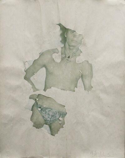 Robert Mapplethorpe, 'Untitled (Self Portrait)', 1971
