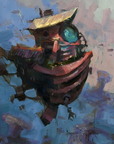Bryan Mark Taylor, 'Submersible', 2018
