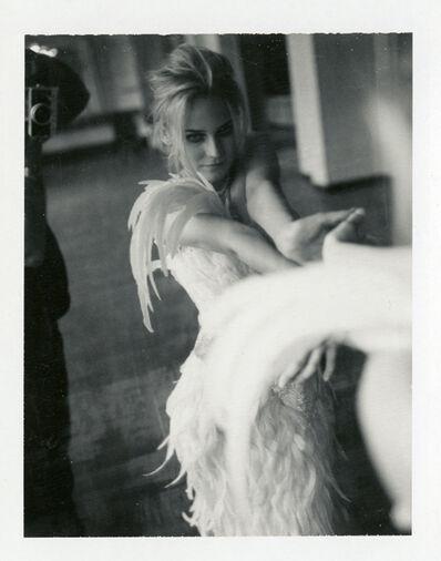 Sante D'Orazio, 'Diane Kruger Trianon Theatre Paris ', 2005