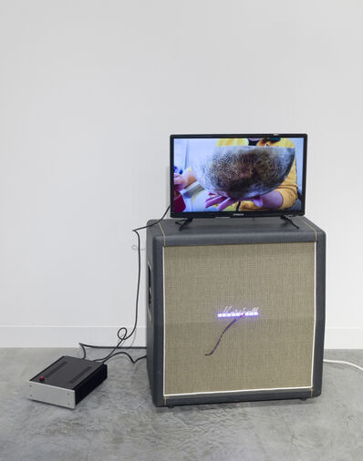 Haroon Mirza, 'Stimulate Pineal Function', 2017