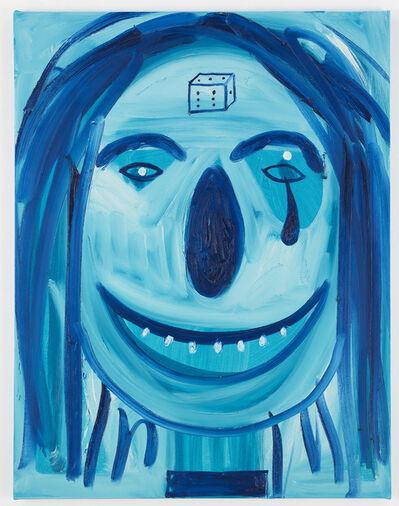 Brian Kokoska, 'Portia Pokerface (Look Her In The Shoulders)', 2015