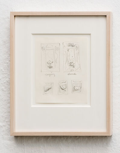 Emily Mae Smith, 'Drawings for Teapots and Tongues', 2014