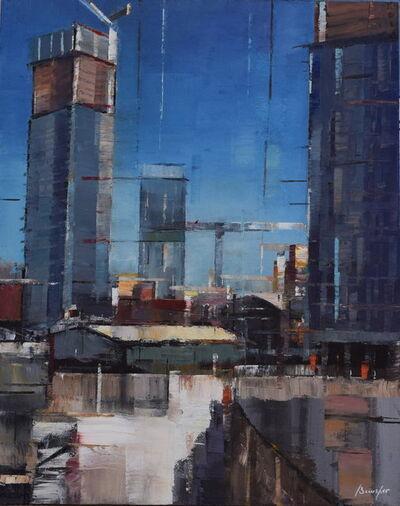 Steven Bewsher, 'A New Skyline'