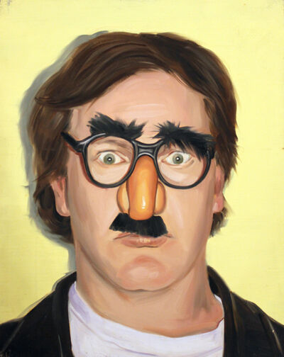 Gregg Gibbs, 'Self Portrait (Groucho)', 1999