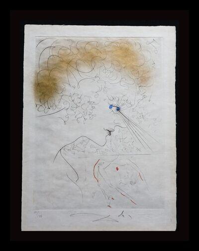 Salvador Dalí, 'La Venus aux Fourrures The Head', 1968