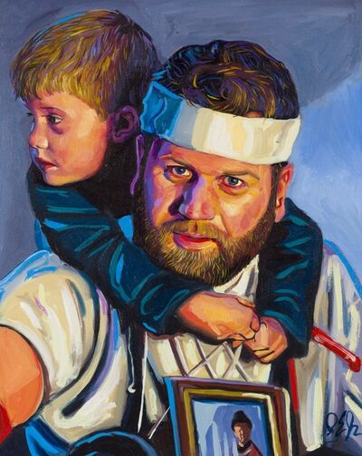 Paul Endres Jr., 'Jacob Coffin and Son', 2014