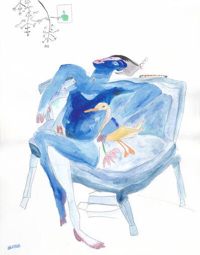 Andrea Estella, 'Sit With Duck', 2018