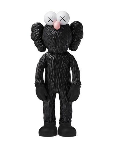 KAWS, 'BFF black', 2017
