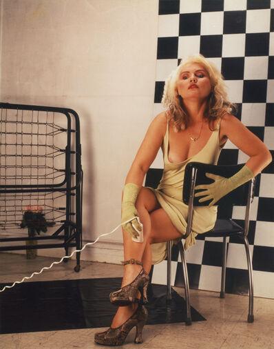 Eric Kroll, 'Debbie Harry', 1991